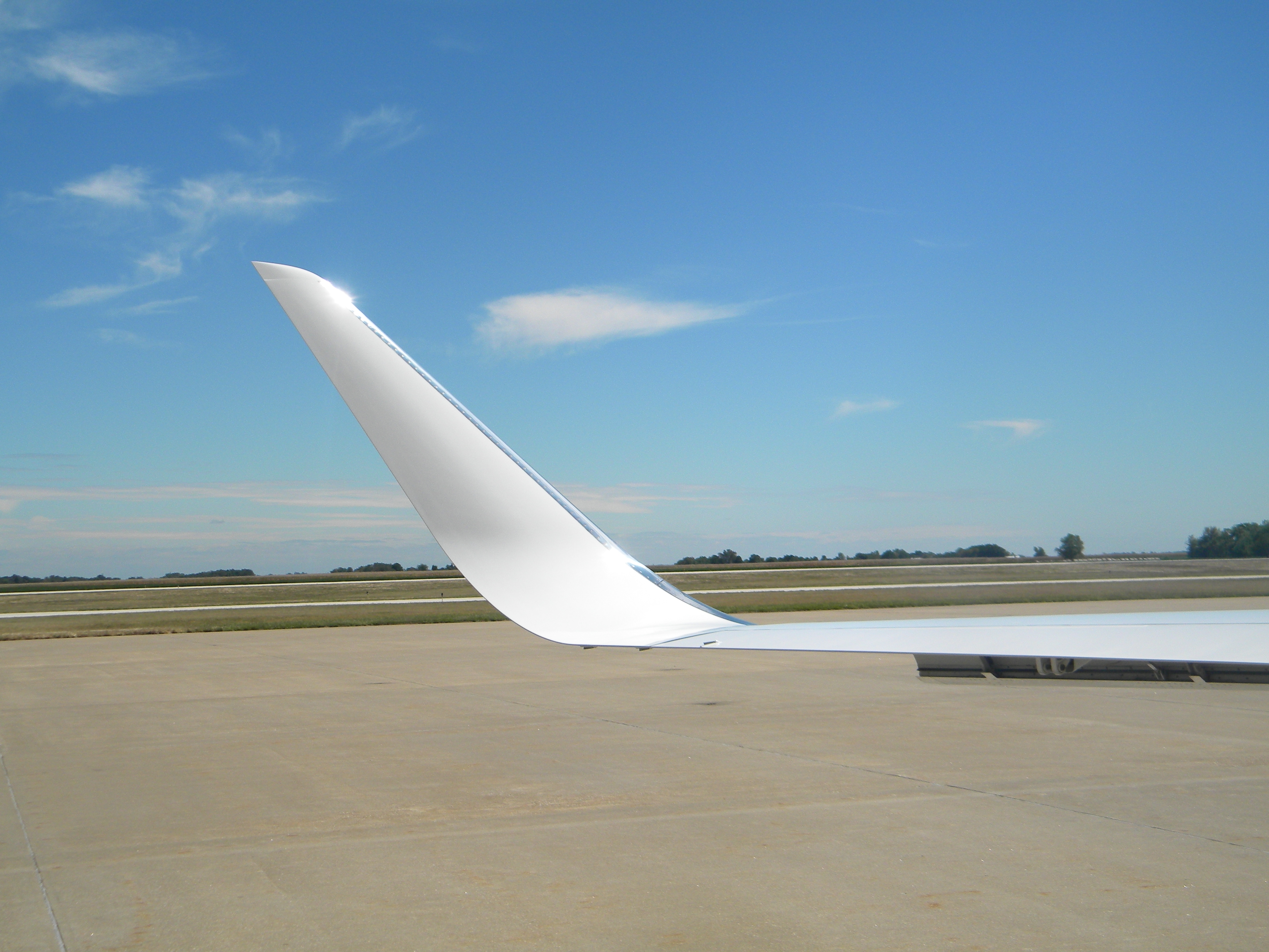 aircraft winglets Asia-pacific is the fastest-growing winglets market over the next five years, driven by upcoming commercial and regional aircraft with winglets as an option and high commercial aircraft fleet size the supply chain of this market comprises raw material manufacturers, winglet manufacturers, aerospace oems, and airline companies.