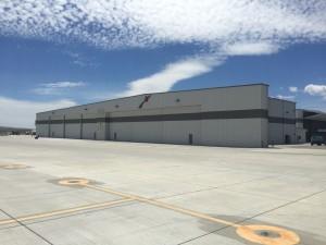 GJT Paint Hangar