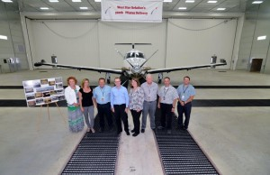 West Star 500th PC-12 Delivery