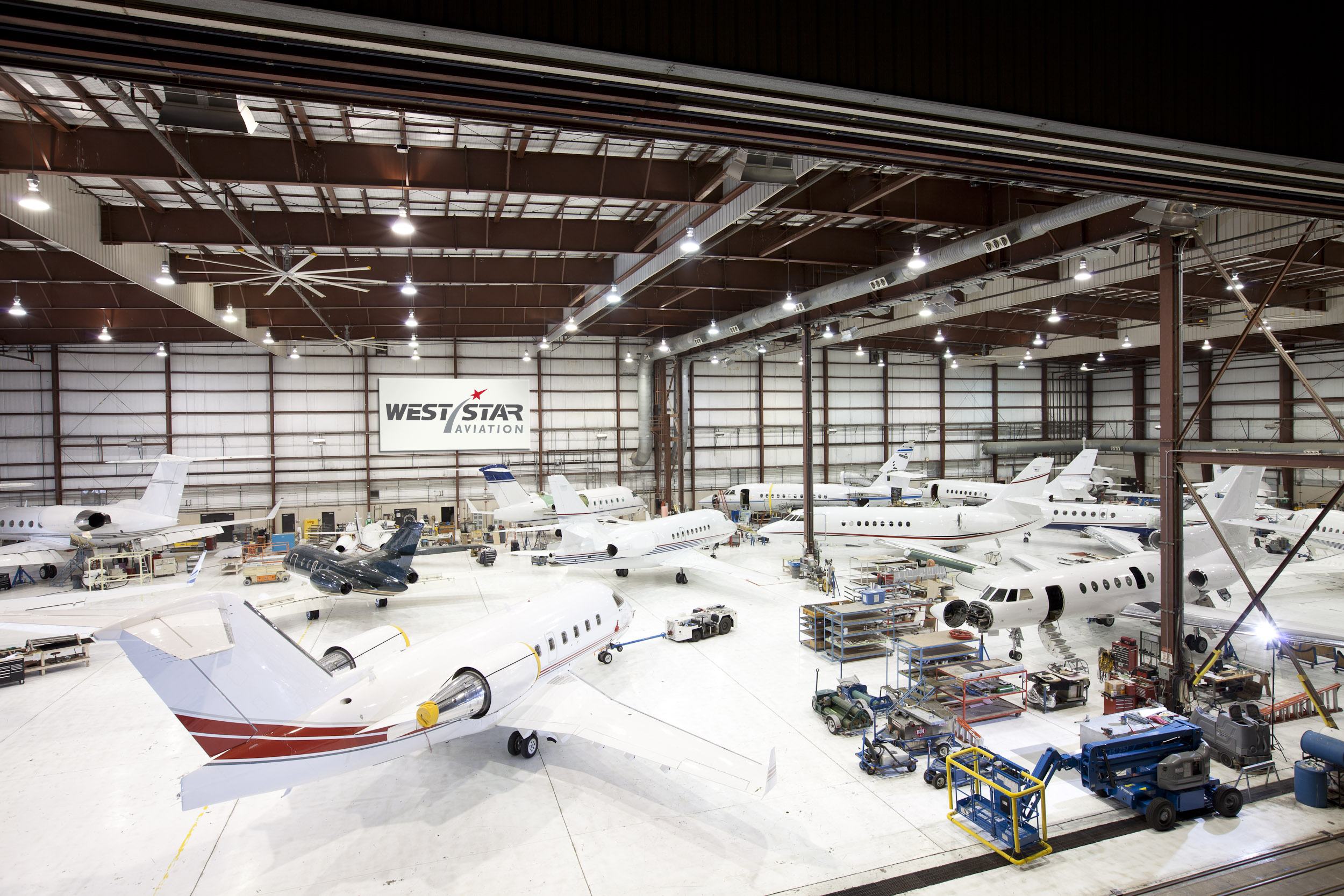 Rotary Business Of The Year   West Star Aviation