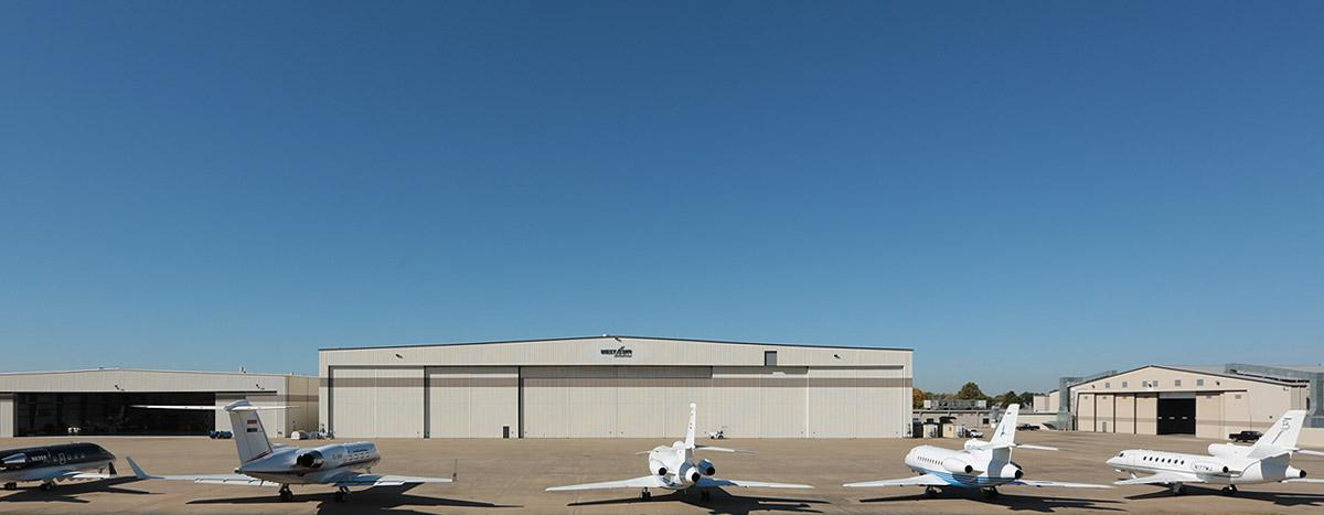 West Star Aviation - East Alton, IL - ALN