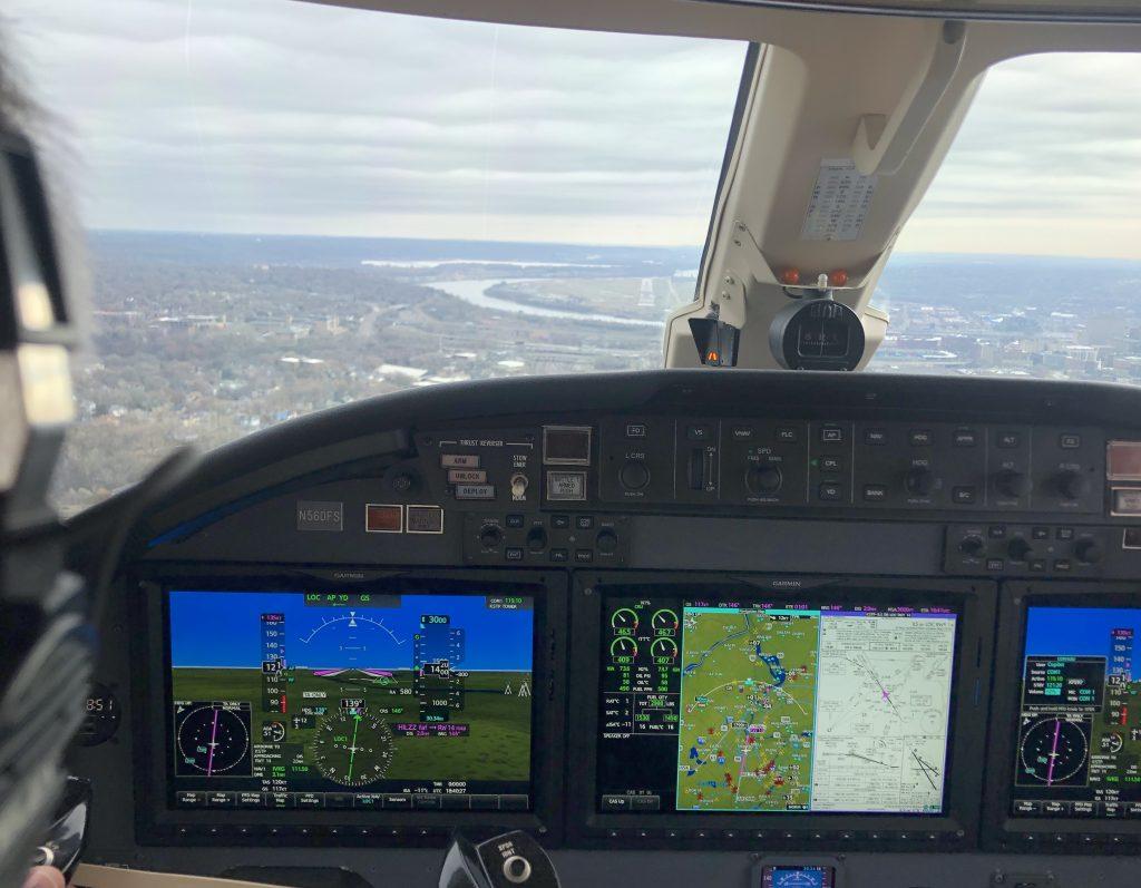 Citation 560: Garmin G5000 Upgrade with Autopilot - After