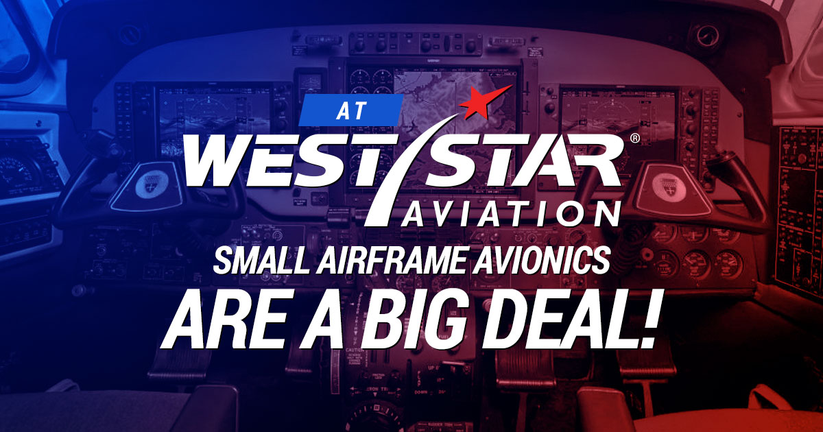 Small Airframe Avionics Are A Big Deal!