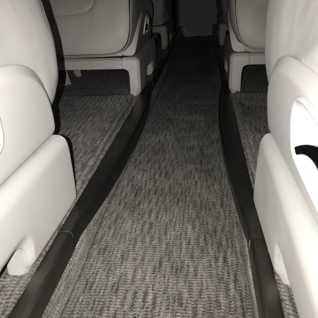 Keep Aisle Trim Looking Like New With An Anodized Finish